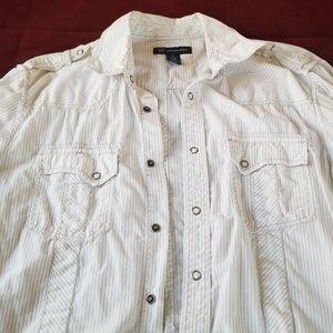 INC International Concepts dress shirt